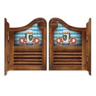 Oktoberfest Saloon Door Cutouts  sc 1 st  Wayfair & Interior Saloon Doors | Wayfair