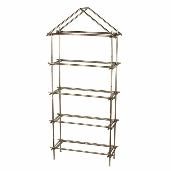 Champi Magnificently Crafted Etagere Bookcase by Bloomsbury Market