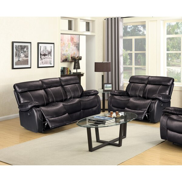 Darshan Reclining 2 Piece Living Room Set by Red Barrel Studio
