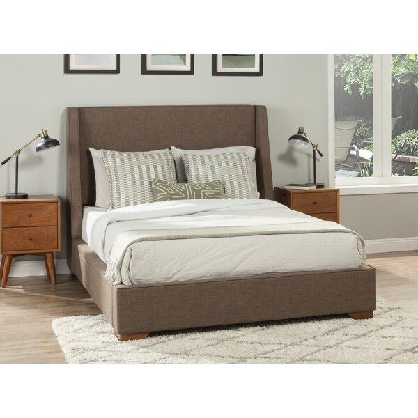 Garold Upholstered Storage Platform Bed by Brayden Studio