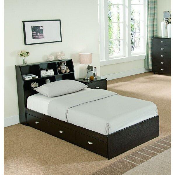 Arvie Storage Platform Bed by Latitude Run