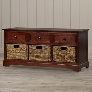 McKinley Storage Bench Beachcrest Home