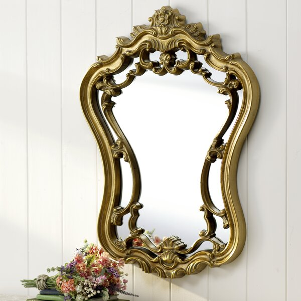 Tremiere Wall Mirror by Lark Manor