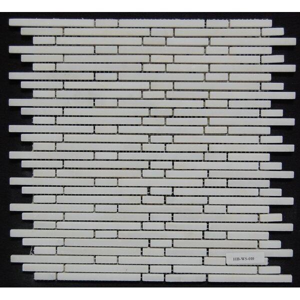 0.62 x 3 Natural Stone Mosaic Tile