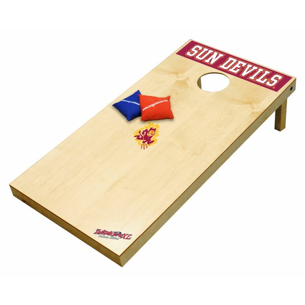 NCAA Extra Large Cornhole Set by Tailgate Toss