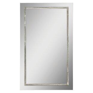 Rosdorf Park Metal Framed Accent Wall Mirror