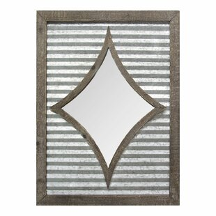 Gracie Oaks Hammondale Accent Wall Mirror