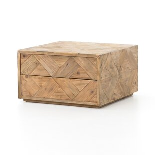 Best Reviews Farrell Coffee Table by 17 Stories