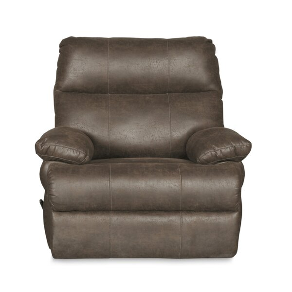 Clovis Manual Swivel Recliner by Loon Peak