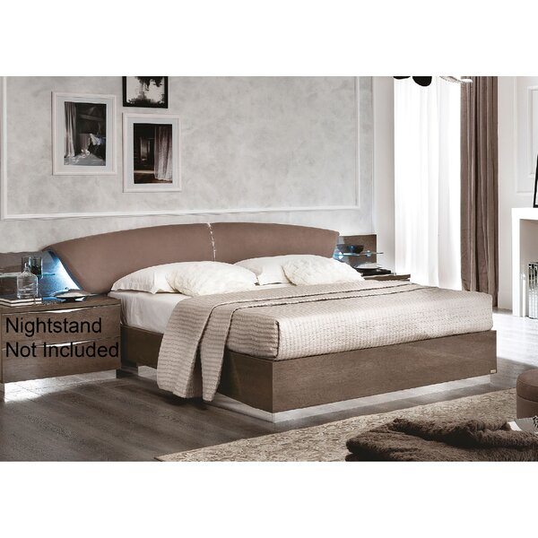 Gary Upholstered Standard Bed by Rosdorf Park