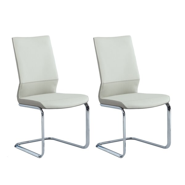 Keyshawn Contemporary Side Chair (Set of 2) by Orren Ellis
