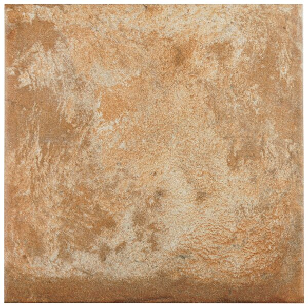 Lincoln 8.75 x 8.75 Porcelain Field Tile in Brown by EliteTile
