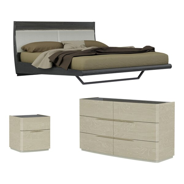 Platform Configurable Bedroom Set by Orren Ellis Orren Ellis