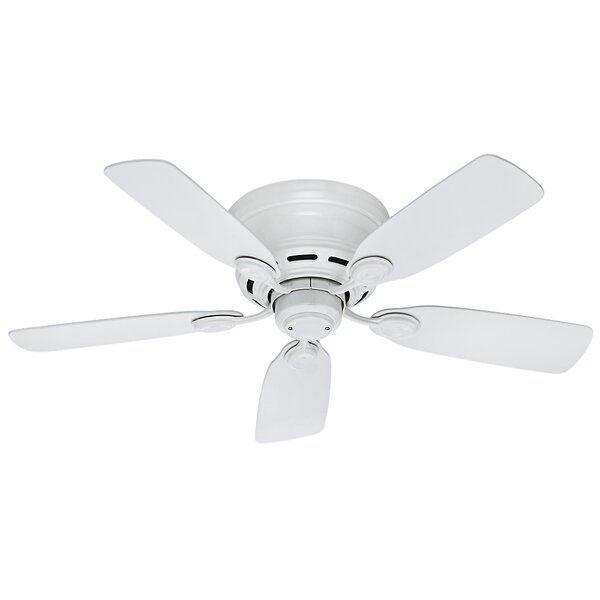 42 Low Profile 5-Blade Ceiling Fan by Hunter Fan
