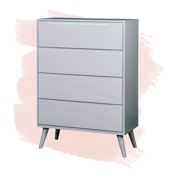 Staton 4 Drawer Chest by Foundstone