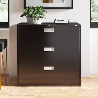 Foundry Select Trombetta 2 Drawer Lateral Filing Cabinet Wayfair