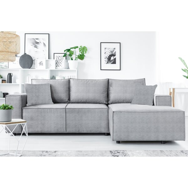 Abrielle Right Hand Facing Sectional By Brayden Studio