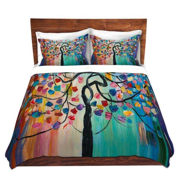 Color Tree Xv Duvet Cover Set