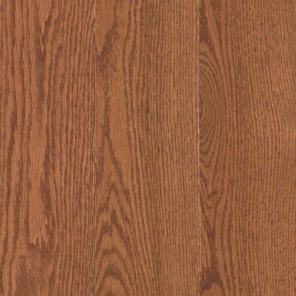 Randhurst SWF 5 Solid Oak Hardwood Flooring in Gunstock by Mohawk Flooring