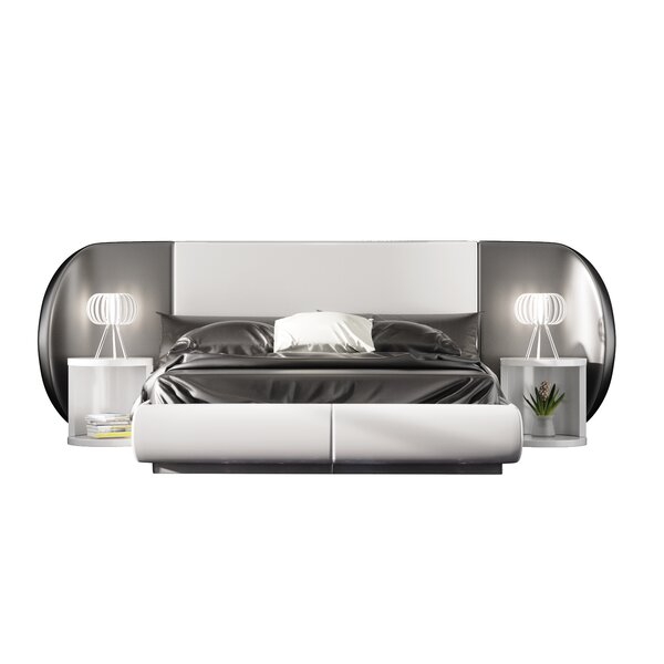 Beerman Standard 3 Piece Bedroom Set by Orren Ellis