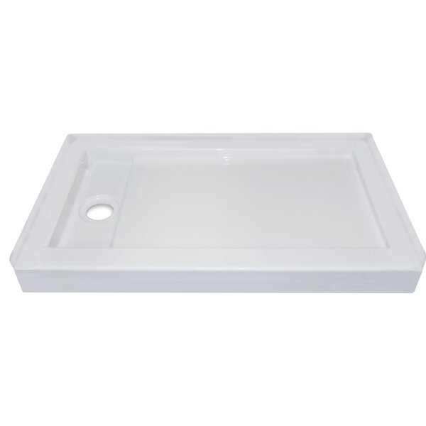 Signature 42 W x 24 D Single Threshold Shower Base
