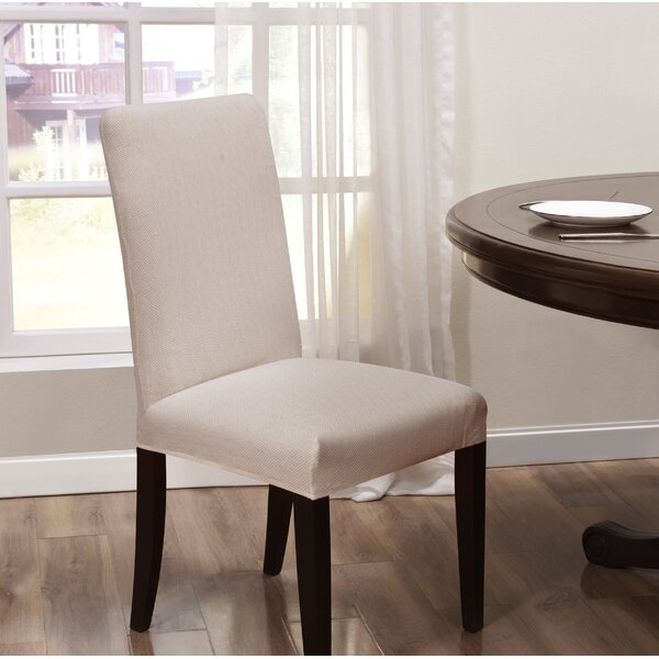 Box Cushion Dining Chair Slipcover by Winston Porter