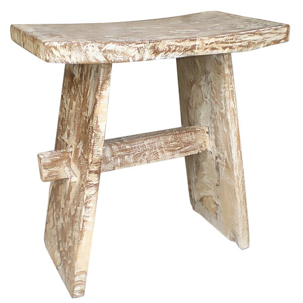 Polizzi Japanese Accent Stool by Union Rustic