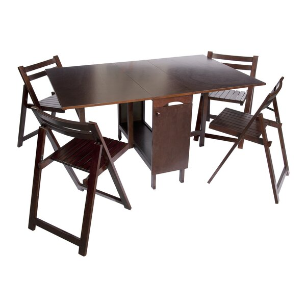 The Bay Shore 5 Piece Dining Set by Wildon Home®