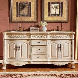 double sink bathroom vanity.  Double Vanities You ll Love Wayfair