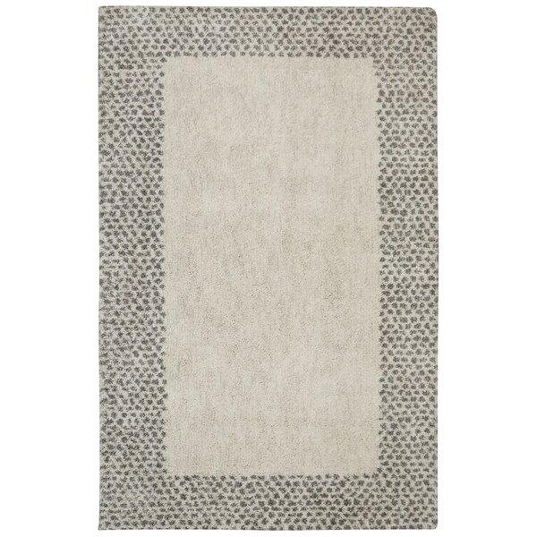Brano Gray Area Rug by Latitude Run