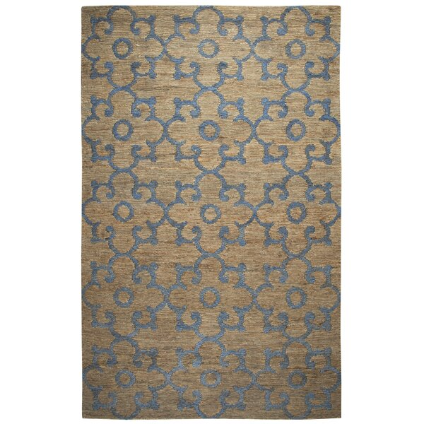 Jeffcoat Hand-Woven Natural Area Rug by Darby Home Co