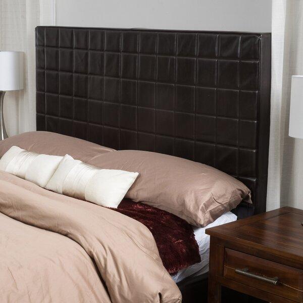 Borgman Upholstered Panel Headboard by Orren Ellis