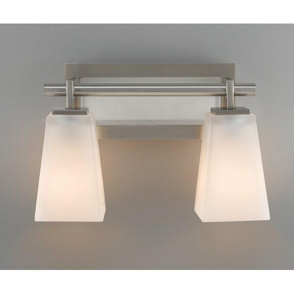 Vargas 2-Light Vanity Light by Brayden Studio