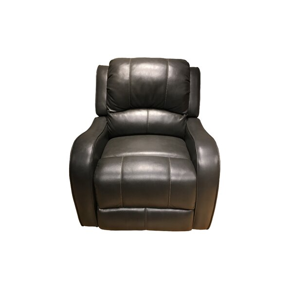 Crews Power Wall Hugger Recliner by Darby Home Co
