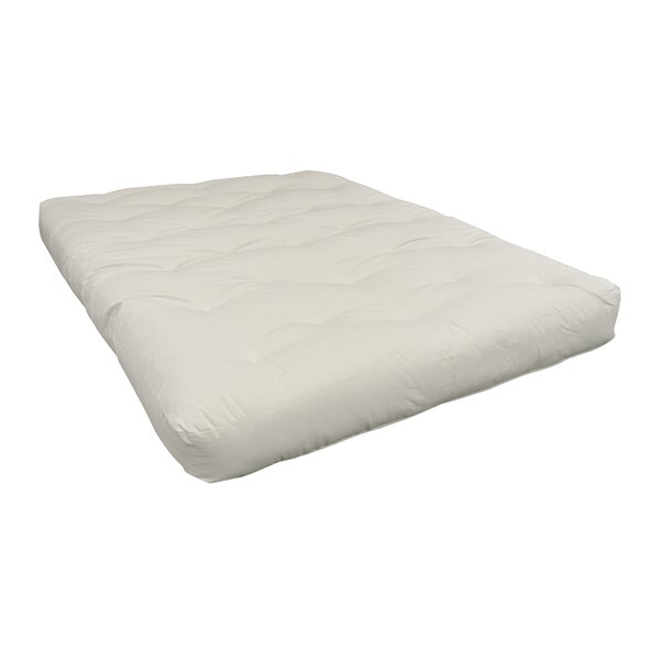 8 Foam & Cotton Futon Mattress by Gold Bond