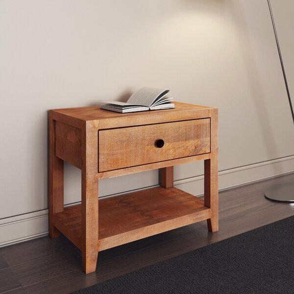 Antonucci 1 Drawer Nightstand by Foundry Select Foundry Select