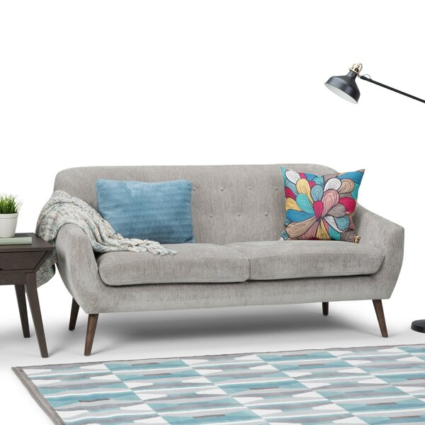 Best Reviews Hamlett Sofa by George Oliver by George Oliver
