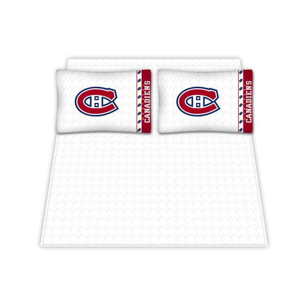 NHL Sheet Set by Sports Coverage Inc.