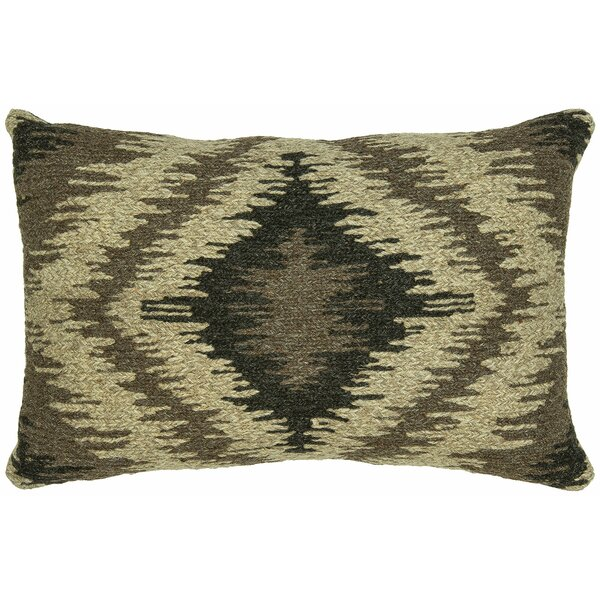 Axl Wool Lumbar Pillow by Millwood Pines