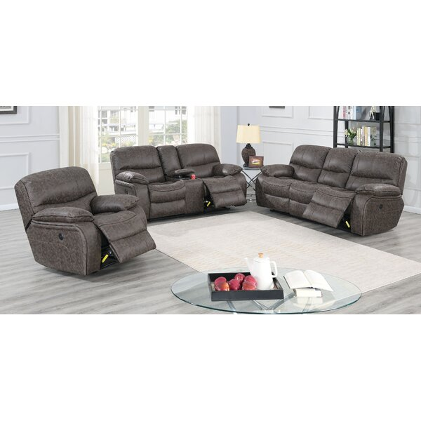 Lupine Reclining Configurable Living Room Set By Red Barrel Studio