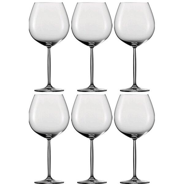 Diva 29 oz. Crystal Liqueur Glass (Set of 6) by Schott Zwiesel
