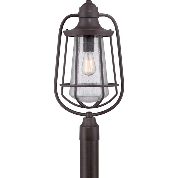 Windon Outdoor 1-Light Lantern Head by Breakwater Bay