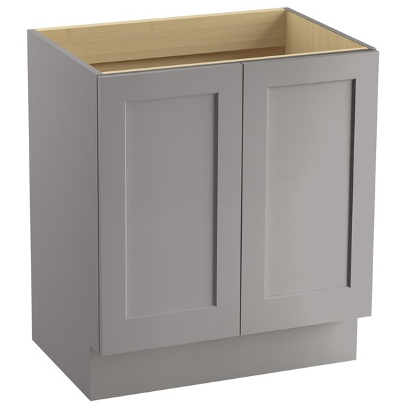 Poplin™ 30 Vanity with Toe Kick and 2 Doors by Kohler