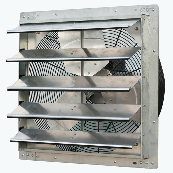 3300 CFM Bathroom Fan with Variable Speed by iLIVING