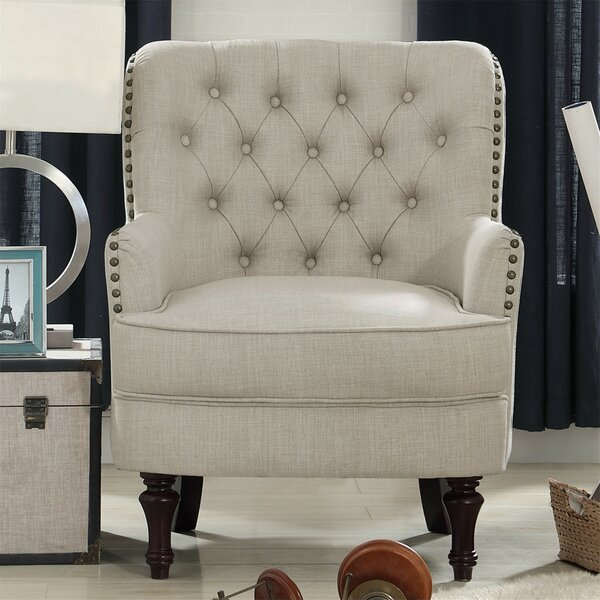 Scranton Armchair by Alcott Hill