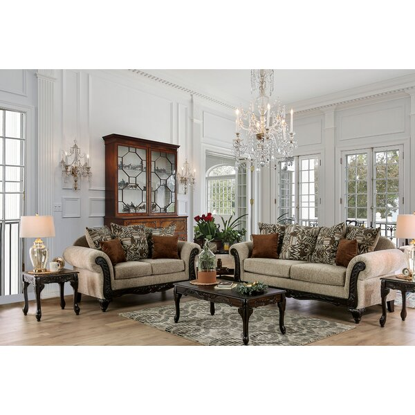 Spies Configurable Living Room Set by Astoria Grand