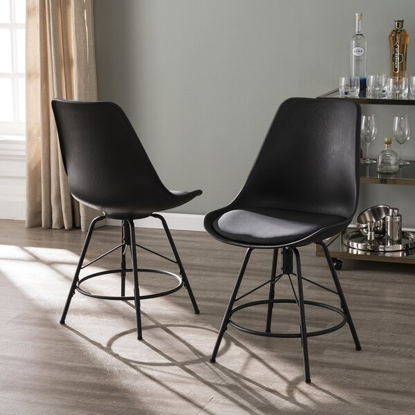 Iglesias Upholstered Dining Chair by Ebern Designs