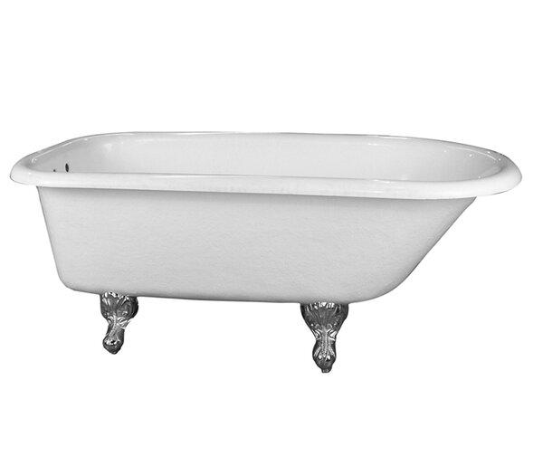 Asia 67 x 29.5 Soaking Bathtub by Barclay