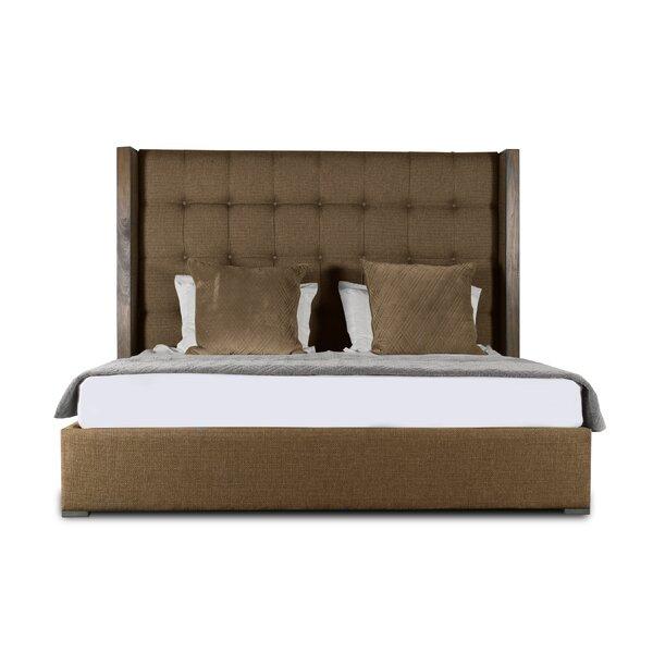 O'brien High Height Upholstered Standard Bed by Brayden Studio
