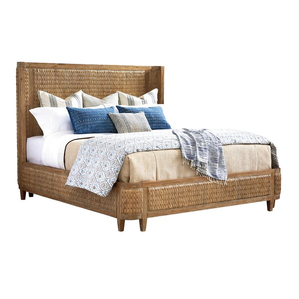 Los Altos Panel Bed by Tommy Bahama Home